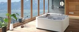 Avant d'installer un spa d'intérieur, vérifiez la solidité de votre sol.